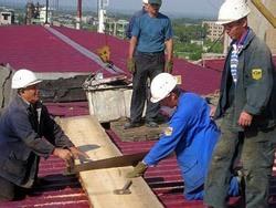 Ремонт крыш в Ульяновске. Ремонт и обслуживание кровли